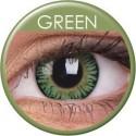 3 Tones Green