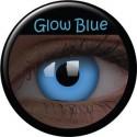 Glow Blue Party Lenses