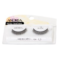 Andrea Strip Lashes Style 14 ripsmekaared must