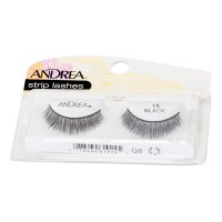 Andrea Strip Lashes Style 15 ripsmekaared must