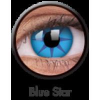 Crazy Blue Star