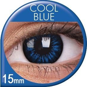 086b5da28df BigEyes Cool Blue sinised kontaktläätsed | Pupilo.ee
