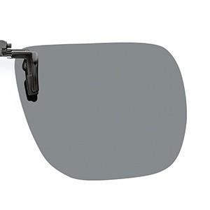 UV-kaitsega polariseeritud klipp, hall