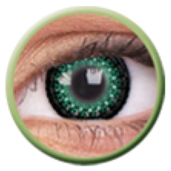 Eyelush Green 2tk -0.75 - tühjendusmüük!