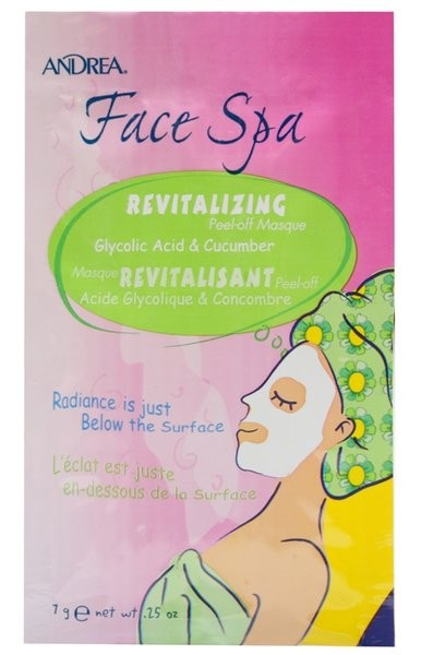 Andrea Face Spa Revitalizing Peel Off Face Masque näomask