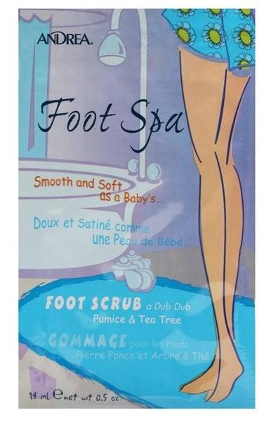 Andrea Foot Spa Foot Scrub a Dub Dub jalakoorija