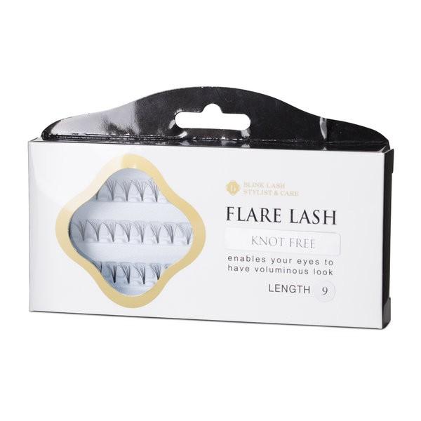 Blink Flare Lash Knot Free ripsmetutikud 9 mm