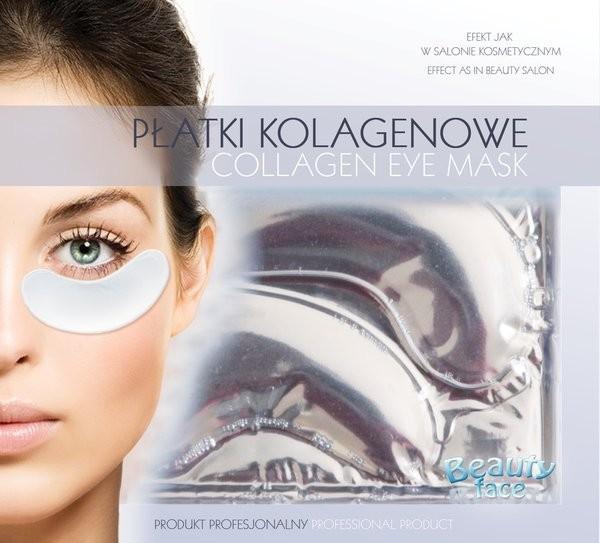 Beautyface Collagen Eye Patch Dark Circle&Swelling