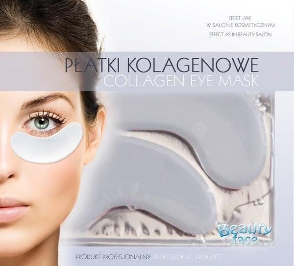 Beautyface Collagen Eye Patch Sensitive Skin&Blood Capillaries Rejuvenating