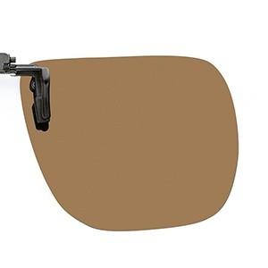 UV-kaitsega polariseeritud klipp, pruun