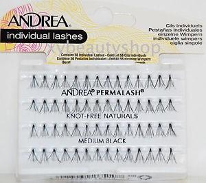 Andrea Perma Lash Knot Free Natural Medium ripsmetutikud