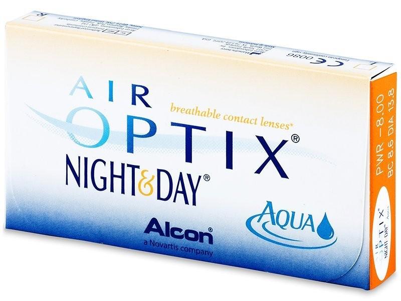 Air Optix Night&Day 1tk - tühjendusmüük!