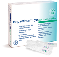 Benpanthen Eye