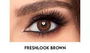 Freshlook Colorblends Brown +4,00 - tühjendusmüük!