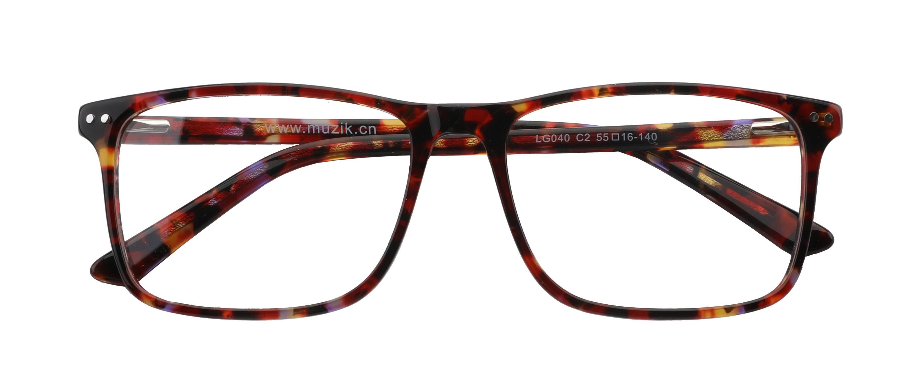 David Black Brown sinise valguse prillid