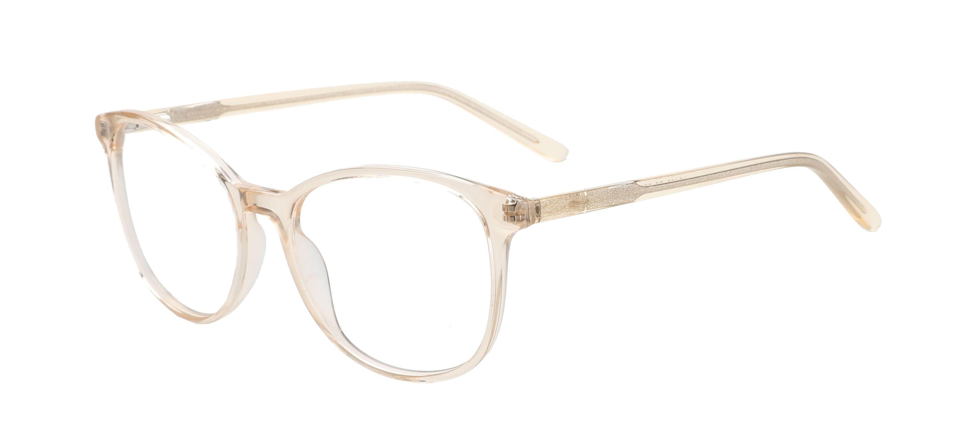 Crystal Brown sinise valguse prillid