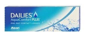 Focus Dailies Aqua Comfort Plus -2,00 25tk - tühjendusmüük