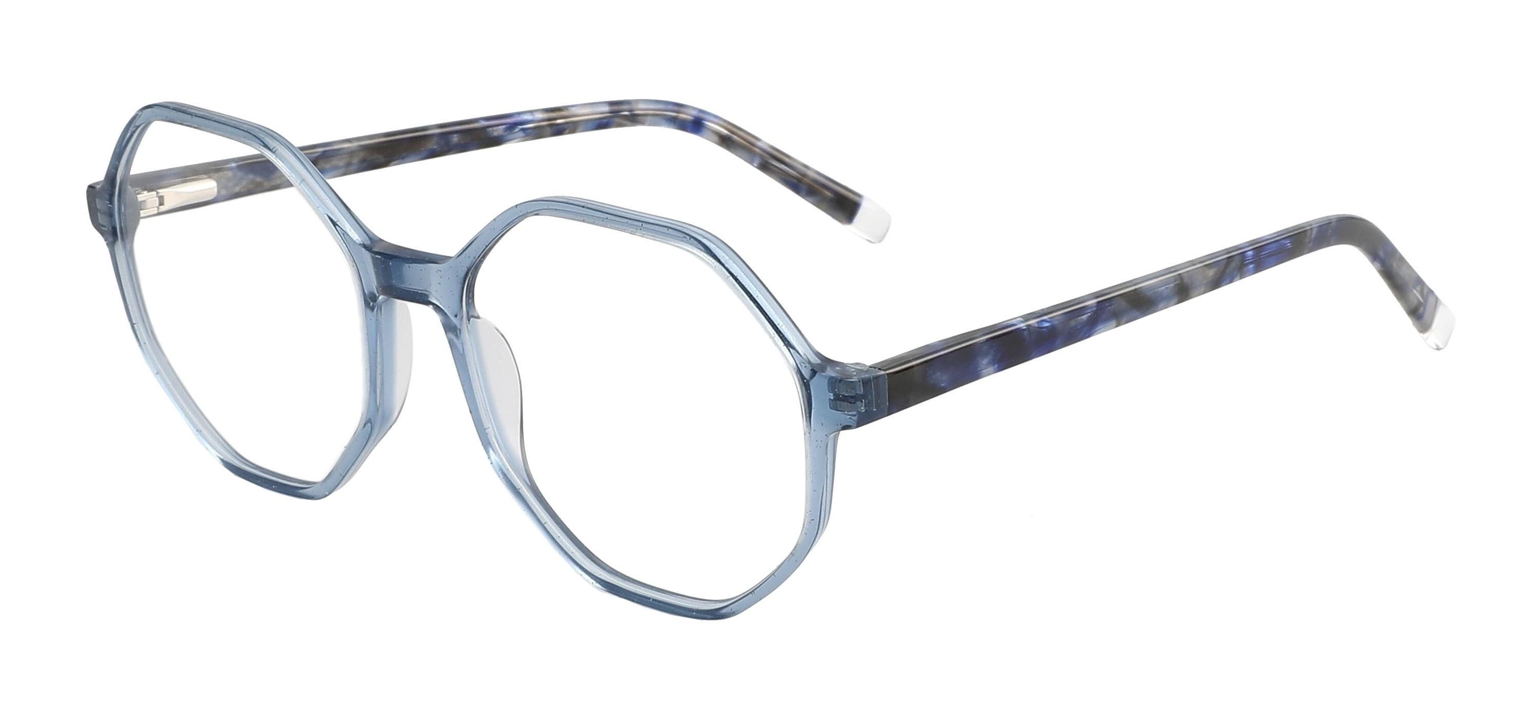 Freya sinise valguse prillid