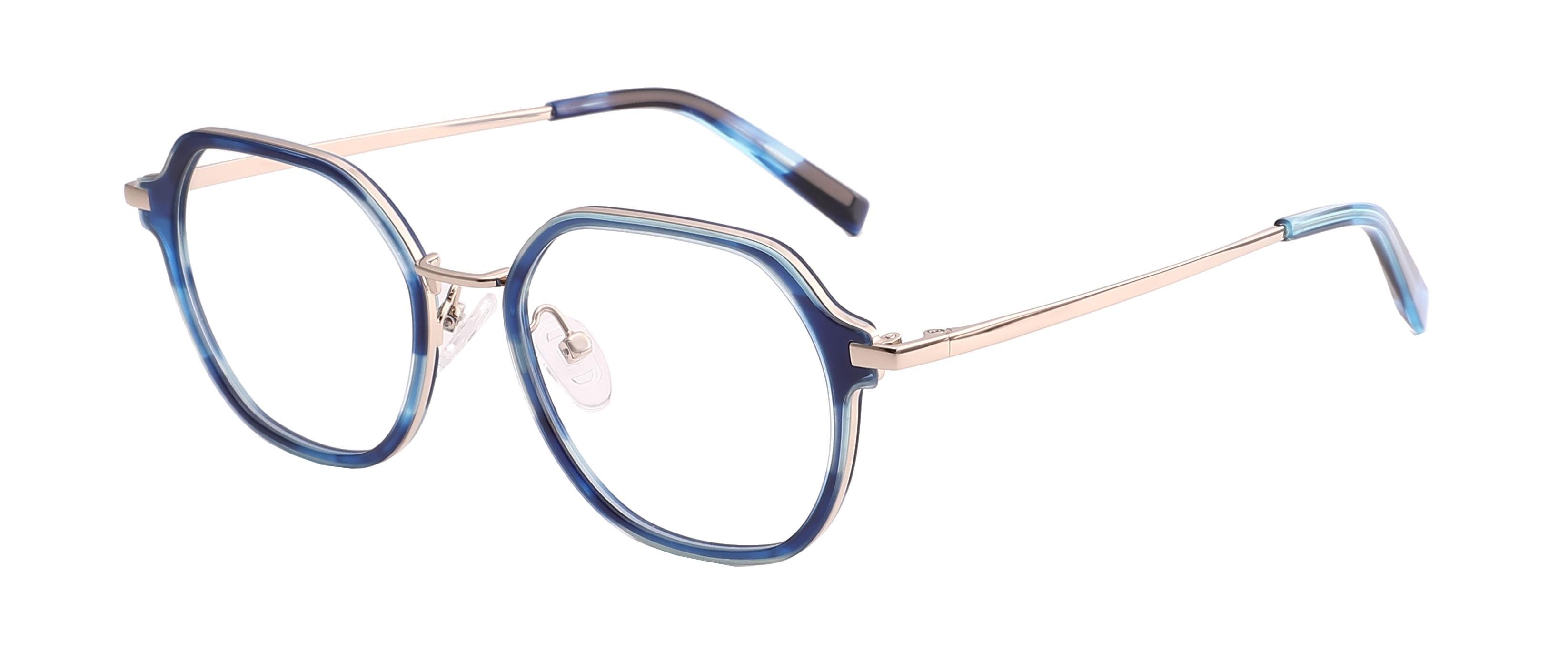 Addison Dark Blue sinise valguse prillid