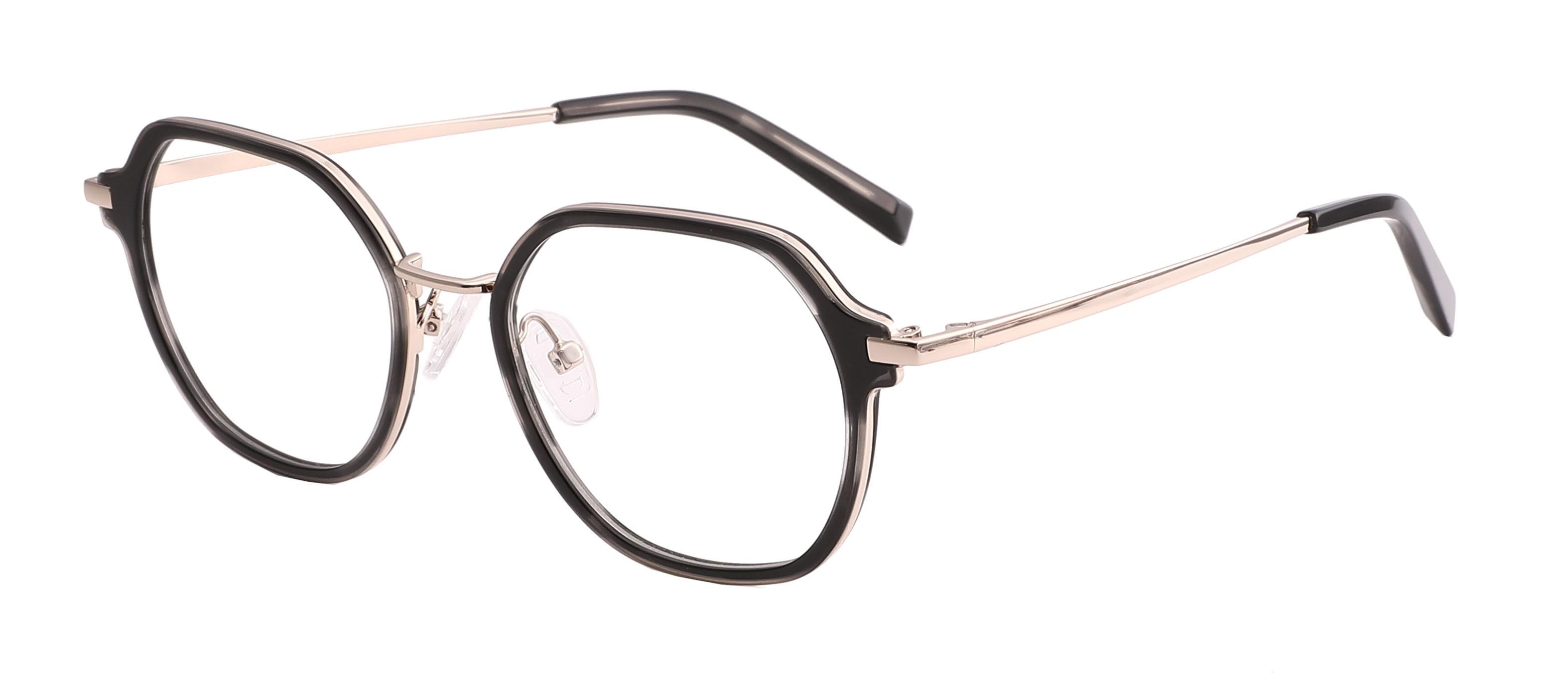 Addison Black sinise valguse prillid