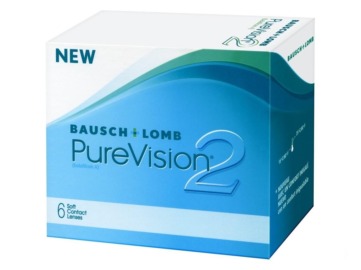 Pure Vision 2HD 1tk  -0,50:-1,25:-1,50;-4,25- tühjendusmüük!