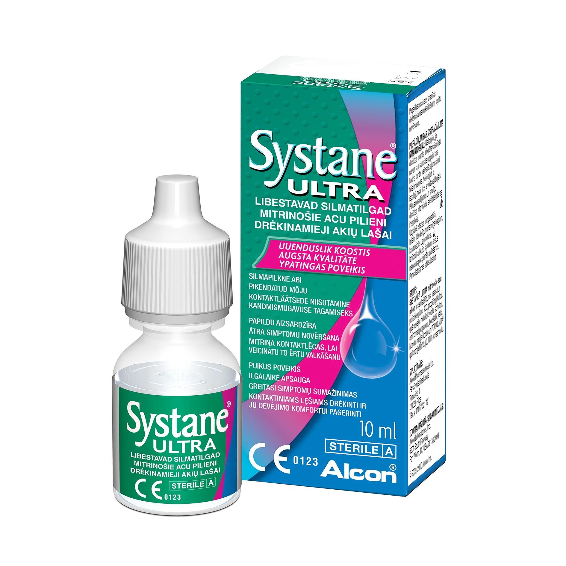 Systane Ultra 10ml