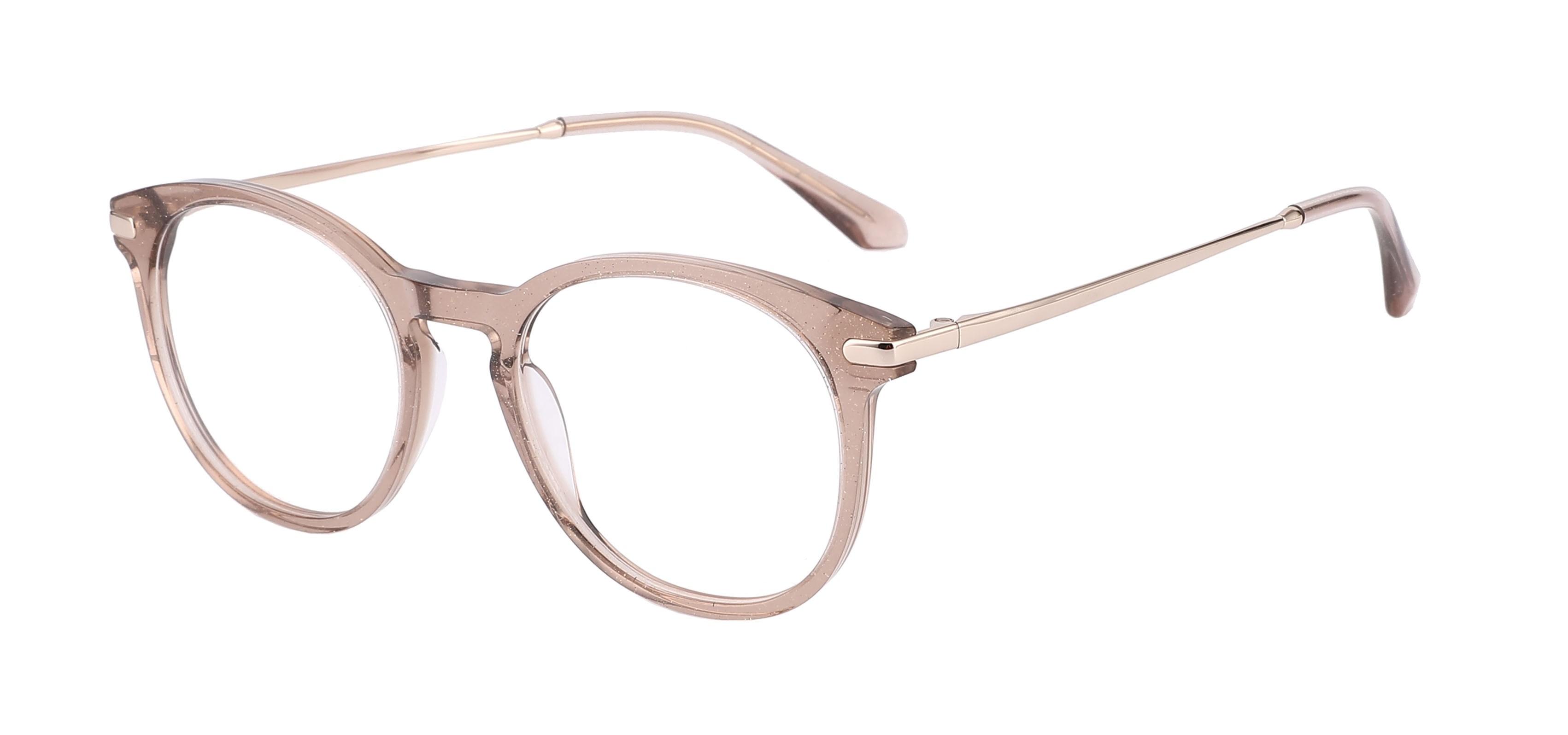 Venice Brown sinise valguse prillid