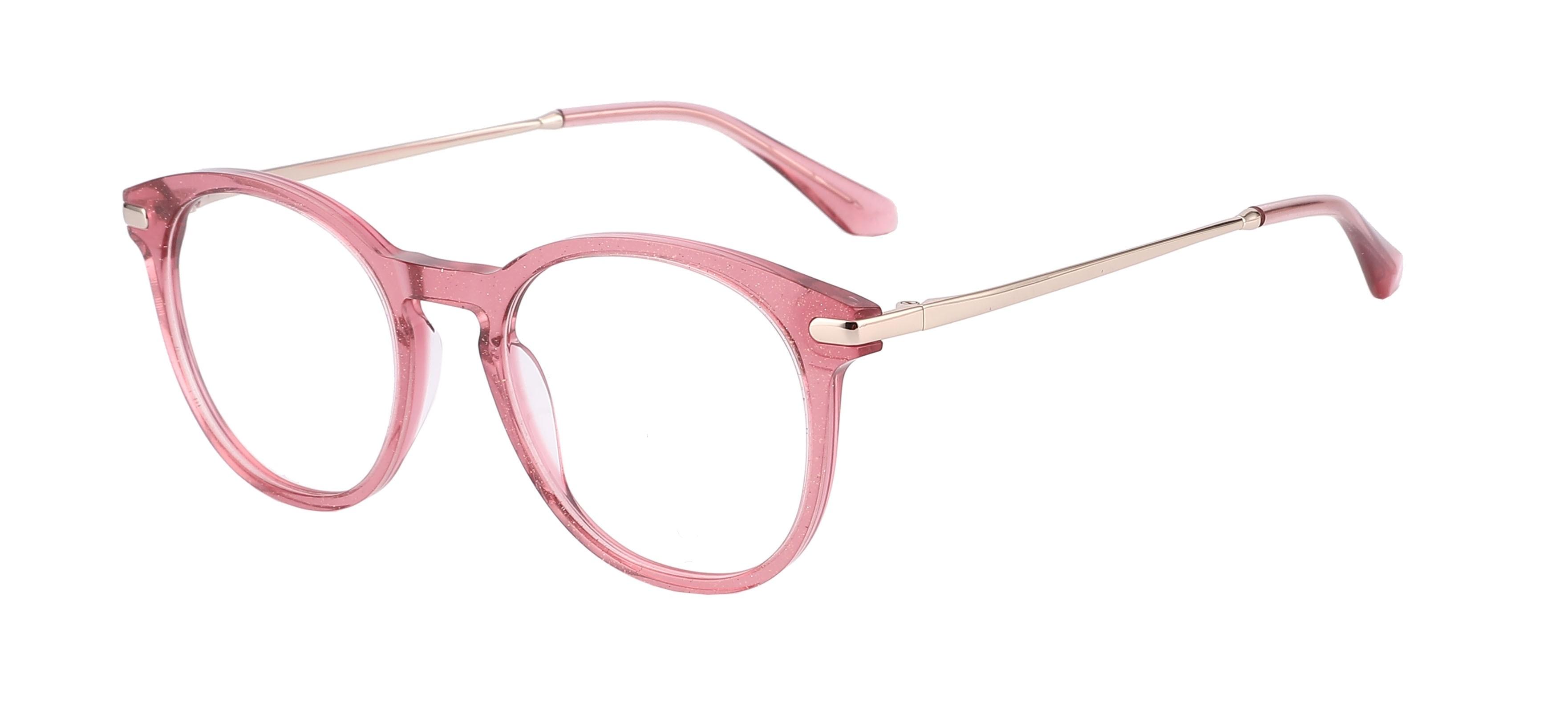 Venice Pink sinise valguse prillid