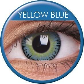 Fusion Yellow Blue 2tk - tühjendusmüük!