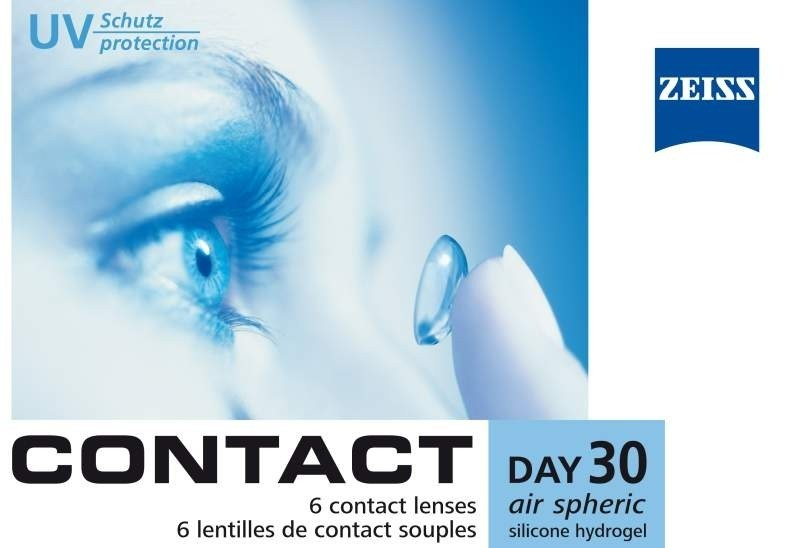 Zeiss Contact Day Air