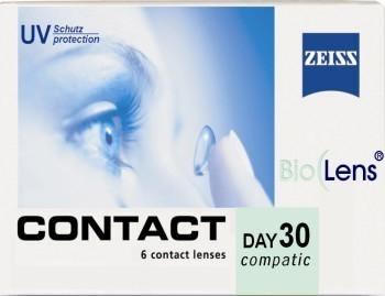 Zeiss Contact Day 30 Compatic BC 8.6  tühjendusmüük!