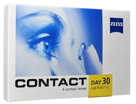 Zeiss Contact Day 30 Mediterranee BC 8.6  Tühjendusmüük!