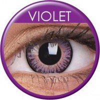 3 Tones Violet lillad läätsed