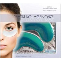 Beautyface Collagen Eye Patch Cucumber&Algae Hydrating&Whitening
