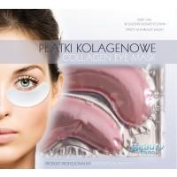 Beautyface Collagen Eye Patch Red Wine Regenerating&Moisturizing