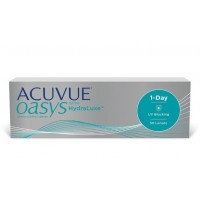 Acuvue Oasys 1-Day with Hydraluxe 29tk -1,75 BC 8.5