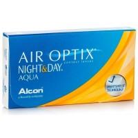 Air Optix Night&Day 6tk +3.50; +5.75 - tühjendusmüük!