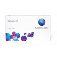 Biofinity XR - 3 läätse
