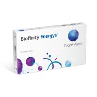 Biofinity Energys - 3 läätse