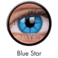 Crazy Blue Star