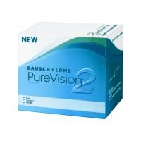 Pure Vision 2HD 1tk  -0,50:-1,25,-4,25 - tühjendusmüük!