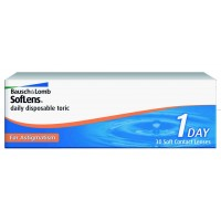 Soflens Daily Disposable for Astigmatism