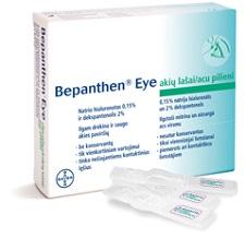 Benpanthen Eye silmatilgad
