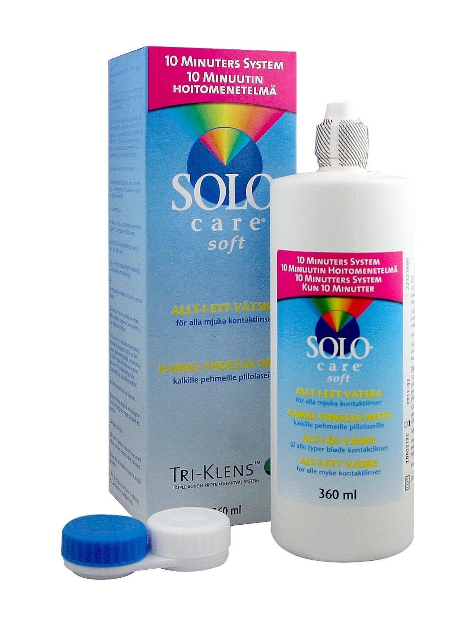 Solo Care Soft 360ml