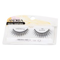 Andrea Strip Lashes Style 19 ripsmekaared must