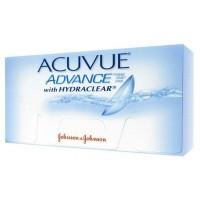 Acuvue Advance BC 8.7 3tk - tühjendusmüük!