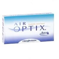 Air Optix Aqua 6tk - tühjendusmüük!